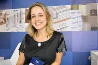 Liana Montemor, gerente do Valida Laboratório de Ensaios Térmicos, empresa do Grupo Polar