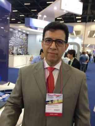 Leonardo Fernandes, gerente de Pesquisa e Desenvolvimento